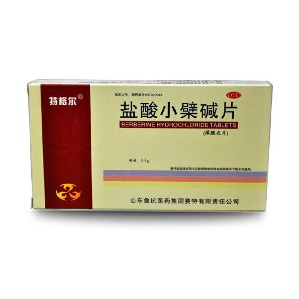 盐酸小檗碱的作用_盐酸小檗碱片盐酸小檗碱片_说明书_作用_效