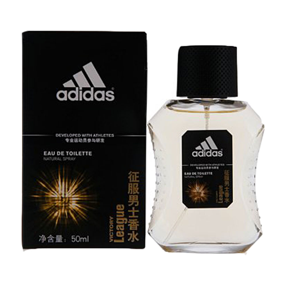 阿迪达斯征服男士香水