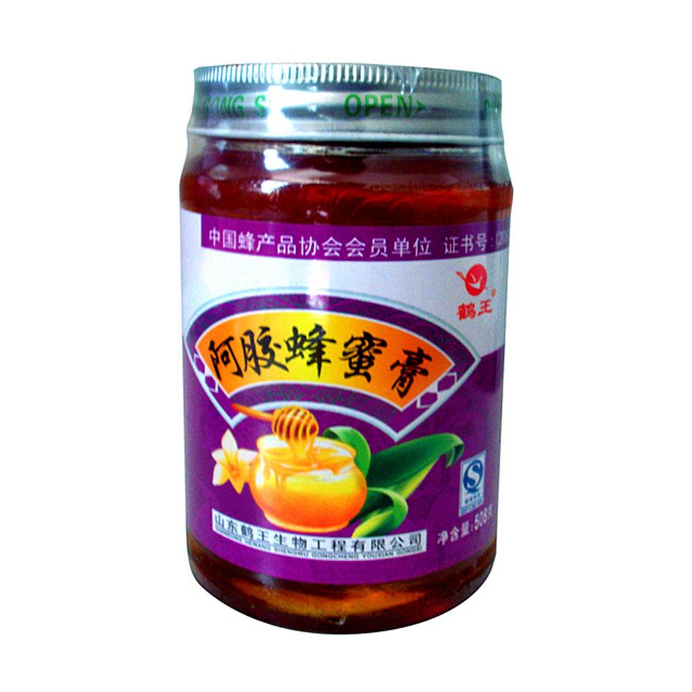 王阿胶蜂蜜膏(阿胶蜂蜜膏)