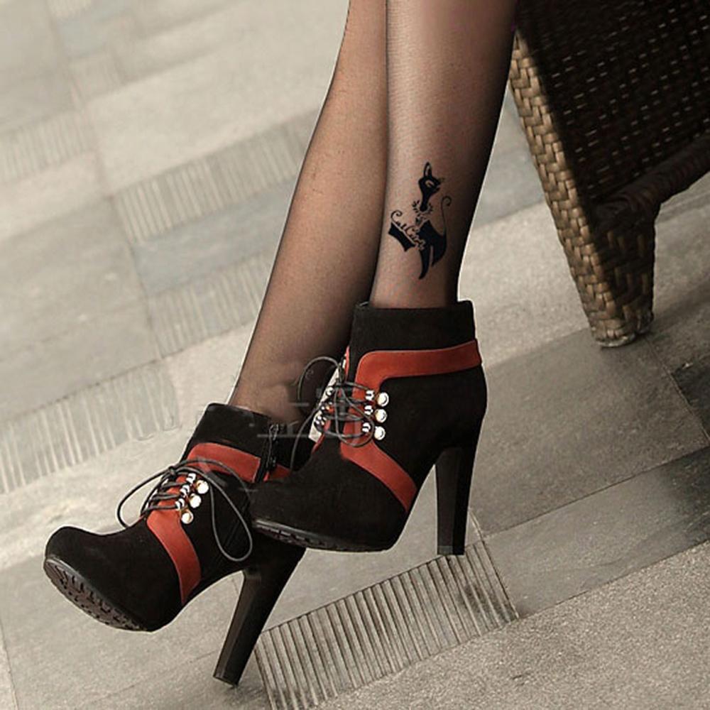 情趣内衣性感刺青丝袜假情趣美腿女式显瘦透视连裤袜纹身丝袜超薄有店哪里情趣用品大同市图片