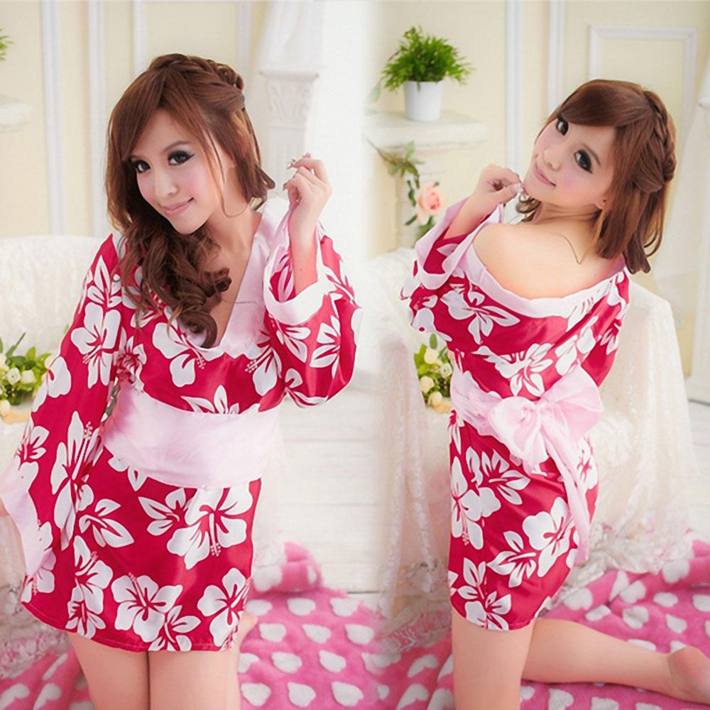黛沫daimo情趣内衣带上v美姬美姬飞机日本扶桑花玩具性感情趣制服可以吗和服