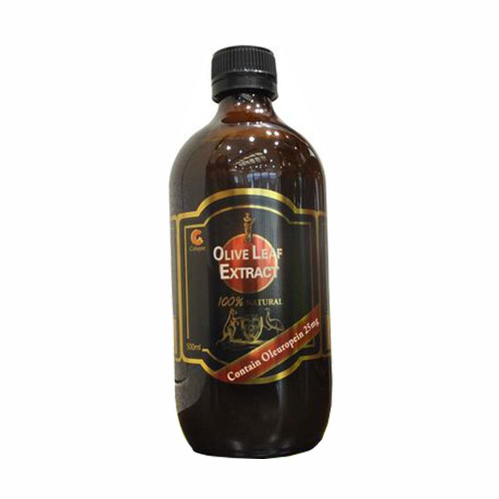 橄榄叶提取液功效_BRIGHTHOPE百瑞哺橄榄叶提取液200ml高纯