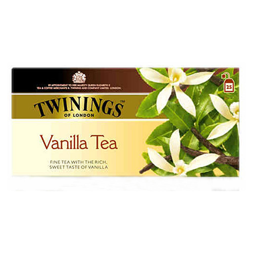 twinings英国川宁香草果香红茶