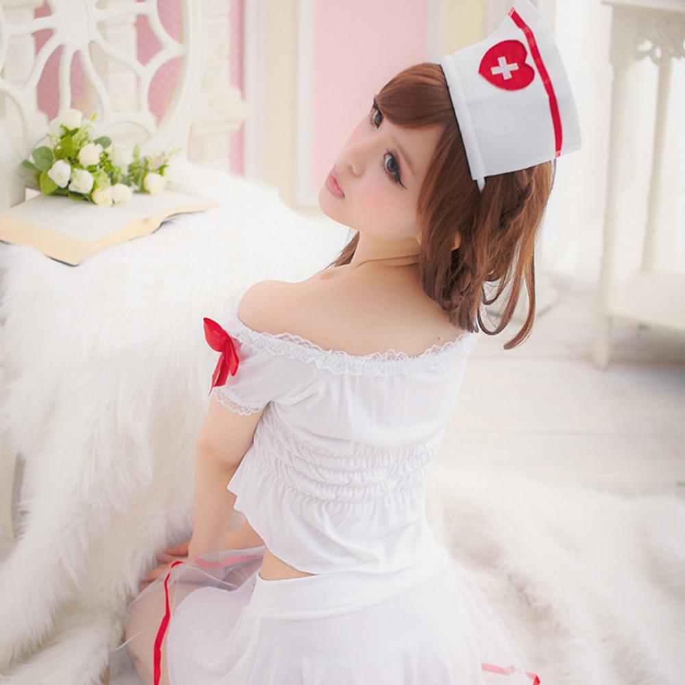 欧美护士性爱�y��yf�x�_柔情天使 情趣内衣 性感诱惑透明欧美性爱护士制服