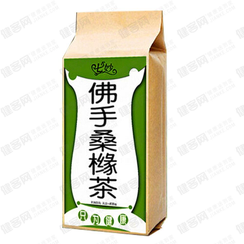 七妙佛手桑橼茶(佛手桑橼茶)