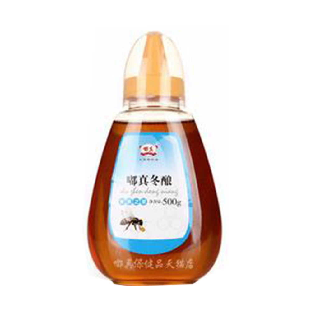 蜂蜜水墨素材展示