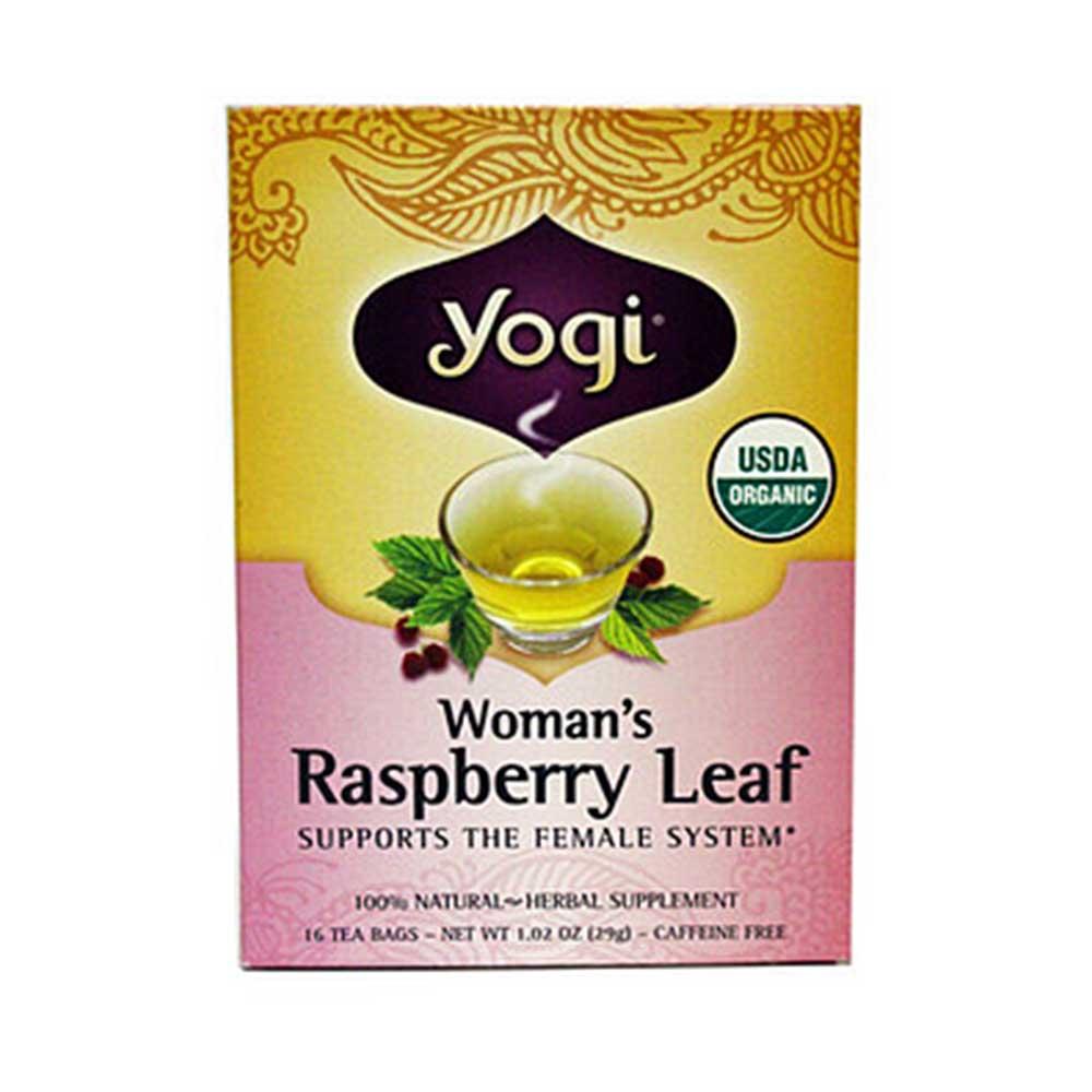 yogi覆盆子叶茶(覆盆子叶茶)