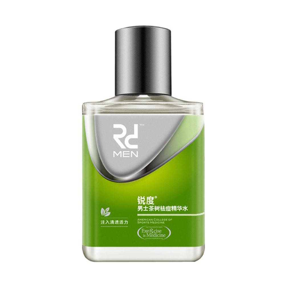 男士茶树祛痘精华水