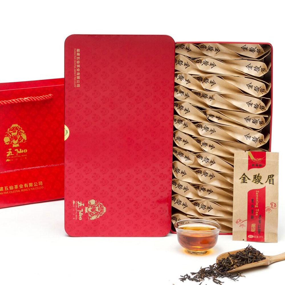 五仙 红茶金骏眉(礼盒装 315克)