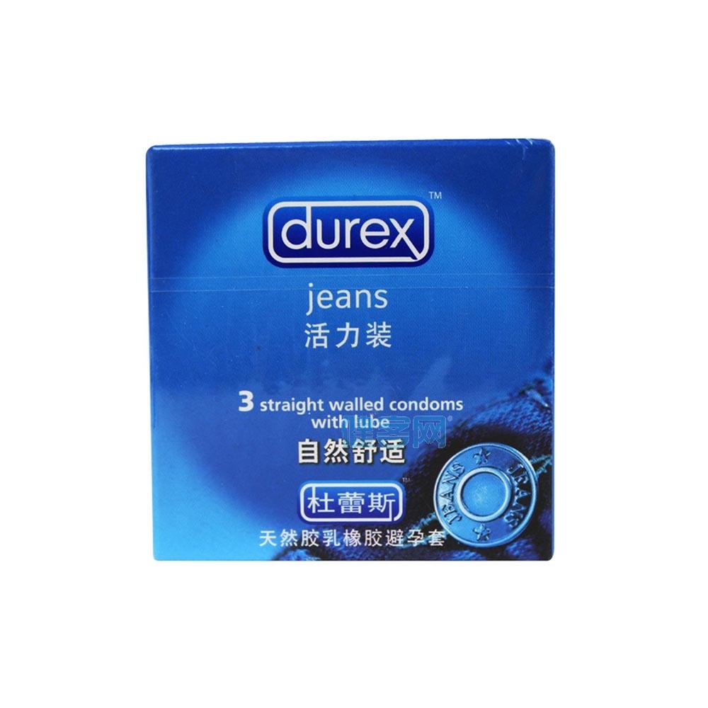 杜蕾斯杜蕾斯女性快感增强液+杜蕾斯天然乳胶