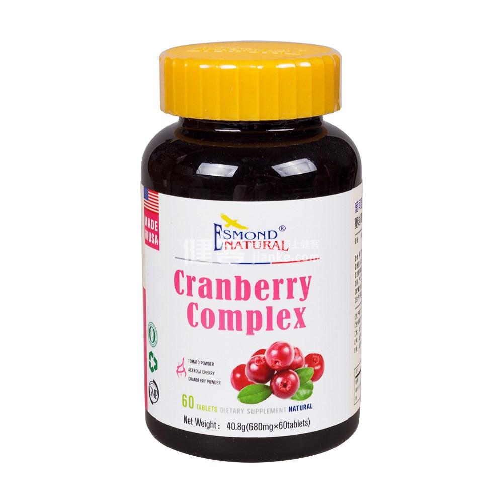 爱司盟蔓越莓复合辅食营养补充品